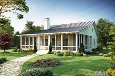 Cottage Style House Plans, Cottage House Plans, Cottage Homes, Lake Cottage, Cabin Homes, Cottage Ideas, Craftsman Cottage, Craftsman Style, Best House Plans