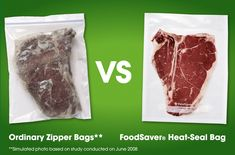 The only bags and rolls engineered to work with the FoodSaver Vacuum Sealing Systems Multi-ply material prevents freezer burn Specially designed channels block oxygen and moisture to maximize air removal Freezer Burn, Specialty Appliances, Kitchen Appliances, Small Appliances, Best Vacuum, Vacuum Sealer, Kitchen Supplies, Preserving Food, Food Storage