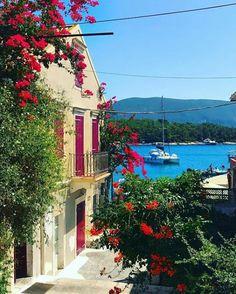 Fiscardo bay~Kefalonia island~Greece
