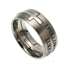 Christian Rings for Men, Guys Christian Jewelry | SonGear