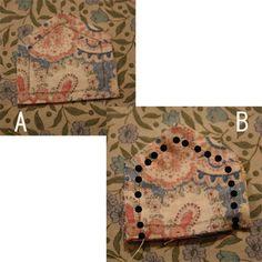 端切れお花のヘアゴム~その3~の作り方 手順|3|その他|ファッション小物|ハンドメイド、手作り作品の作り方ならアトリエ Rugs, Handmade, Home Decor, Fabric Flowers, Homemade Home Decor, Hand Made, Types Of Rugs, Craft, Rug