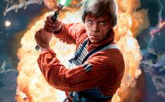 Older Luke Skywalker, as he appears in the Star Wars Expanded Universe...According to Variety, four young actors are in the running for the Jedi lead in JJ Abrams' Star Wars: Episode VII...The site reports that Downton Abbey's Ed Speleers, Attack The Black's John Boyega, Breaking Bad's Jesse Plemons and theatre actors Matthew James Thomas and Ray Fisher are on the shortlist....