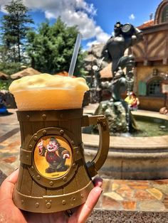 33 Delicious Thing to Eat and Drink at Walt Disney World - Disney - Walt Disney World, Disney World Essen, Disney World Fotos, Comida Disney World, Disney World Pictures, Disney World Vacation, Disney Vacations, Disney World Secrets, Disney Souvenirs