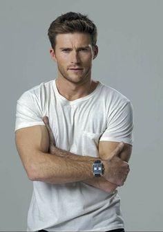 Chris Eastwood, Chris Ryan, Olivia Gray, Great Scott, Logan Wolverine, Hottest Male Celebrities, Handsome Faces, Attractive Men, Pretty Boys