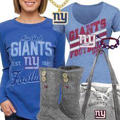 Cute New York Giants Fan Gear