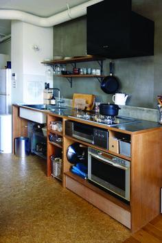 Trendy Home Cozy Living Room Shelves Ideas Living Room Shelves, Cozy Living Rooms, Kitchen Shelves, Kitchen Decor, Diy Kitchen, Industrial Style Kitchen, Modern Kitchen Design, Young House Love, Japanese Kitchen