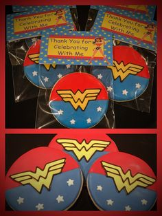 Adult party favors for women birthday ideas Safari Birthday Party, 4th Birthday Parties, 40th Birthday, Party Favors For Adults, Kid Party Favors, Party Party, Adult Superhero Party, Superhero Birthday Party, Wonder Woman Birthday