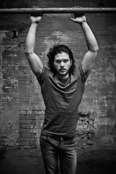 These Kit Harington Outtakes from 'Men's Health' Are Too Sexy to Print | Hollyscoop