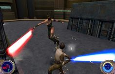 Star Wars Jedi Knight 2 Jedi Outcast PC Games