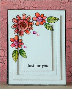 Paper Fantasees - The Craft Blog: Just for You