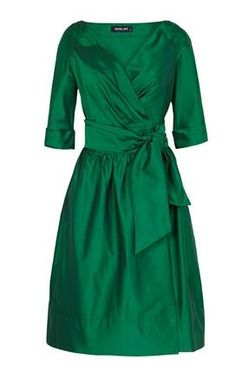 Emerald Green dress by Moss & Spy Mother Of Groom Dresses, Bride Groom Dress, Mother Of The Bride, Mob Dresses, Dresses For Work, Dresses With Sleeves, Wedding Dresses, Bride Dresses, Gorgeous Wedding Dress