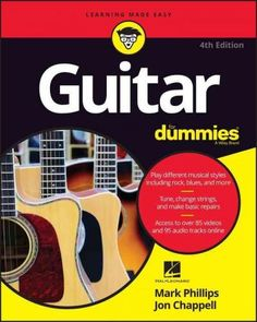 Guitar For Dummies , 4th Edition (9781119293354) was previously published as…