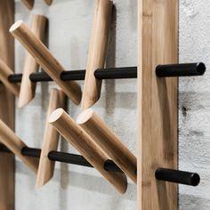 coatframe knagerække we do wood