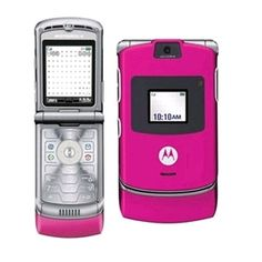 Razr Cell Phone - I never had one since I was too young, but I remember the big hype about them, that's for sure!