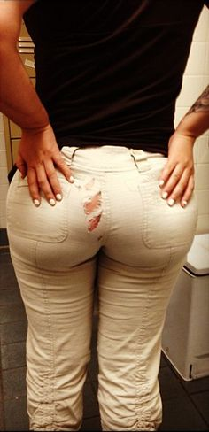 And when you do happen to find those perfect jeans, don't get too attached. They'll be gone reeeeal soon.