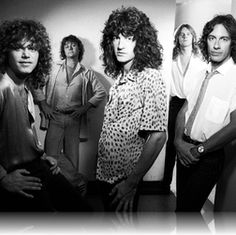 REO Speedwagon - several times, a big fave back in the day. Only found stub for 02.06.81