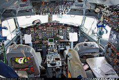 727 Cockpit