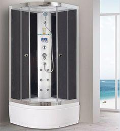 Shower Cabin, Bathroom Lighting, Lockers, Locker Storage, Mirror, Detail, Furniture, Home Decor, Bathroom Light Fittings