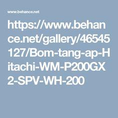 Bơm tăng áp Hitachi-WM-P200GX2-SPV-WH-200 Tại Thuận Hiệp Thành TP HCM