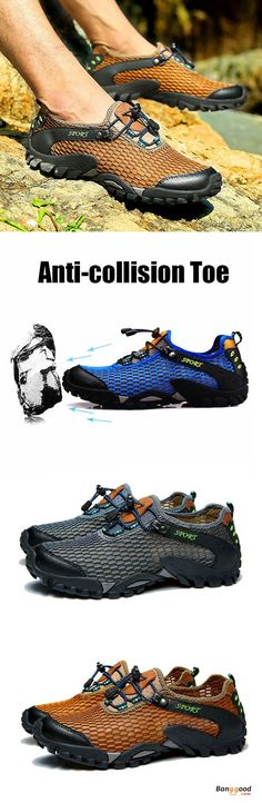 US$38.23+Free shipping. Outdoor Athletic Shoes, Mesh, Anti Collision, Hiking, Climbing, Casual, Outdoors. Color: Yellow, Dark Grey, Dark Blue.