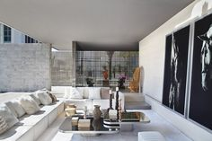Casa Cor SP 2014 – Villa Deca / Studio GT – Guilherme Torres #fountain #living