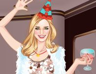 New Year Party Dressup