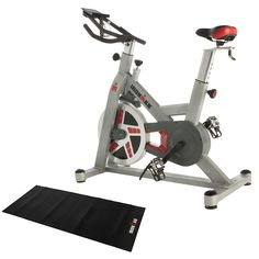 Fitness Reality X-Class 520 Magnetic Tension Indoor Cycle Exercise Bike * To view further for this item, visit the image link. (This is an affiliate link) Exercise Bike For Sale, Exercise Bike Reviews, Indoor Cycling Bike, Bikes For Sale, Rubber Mat, Bike Seat, Cycling Workout, Burn Calories, A Table