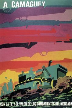 Rene Mederos. Pop Art y propaganda.