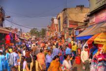 Henna at Lajpat Nagar (Central Market)