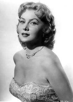 Rhonda Fleming, *Star on Hollywood Walk of Fame for Motion Pictures, 6660 Hollywood Blvd.