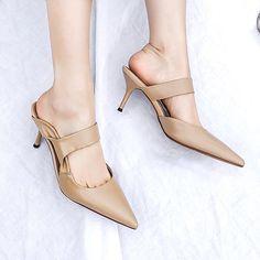 Chiko Kymberlyn Pointed Toe Block Heels Clogs/Mules Pointed Toe Block Heel, Block Heel Loafers, Block Heels, Pump Shoes, Mules Shoes, Loafer Shoes, Oxfords, Shoes Heels, Pumps