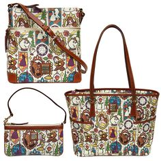 Three new Disney Dooney & Bourke collections are coming in August | Beauty and the Beast | [ http://di.sn/6003B0BHD ]