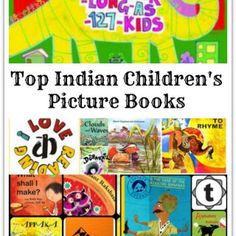 Top Indian Picture Books for Children