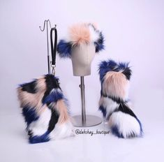 Furry Boots, Fur Ankle Boots, Faux Fur Boots, Shoe Boots, Women's Shoes, Winter Shoes For Women, Snow Boots Women, Ladies Boots, Shoes Women