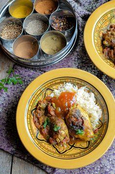 Nepalese Ghurkha Chicken Cardamom Curry | Great British Chefs