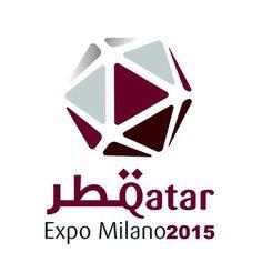 Expo 2015 Milano Blog: Qatar pavilion has its own logo...