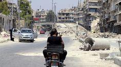 """El diputado de la Duma estatal por el Partido Comunista Alexándr Yúschenko ha revelado que el presidente sirio Bashar Al Assad opina que """"la crisis en Siria y Ucrania tiene un único 'arquitecto'"""". Un grupo de parlamentarios de la Federación de Rusia ha celebrado una reunión este domingo con al Assad en Damasco."""
