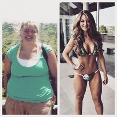 Woman Loses 130lbs And Wins Figure Competition First Time Wearing A Bikini
