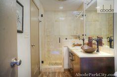 Abode at Three Kings #abodeparkcity #parkcityvacationrental