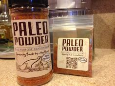 Check out Paleo Powder! Made and sold in Austin, TX! - Discovered this stuff at a health and fitness con this past summer. This is my new favorite meat seasoning! Steak, pork, chicken...tastes great on all!