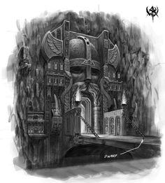 dwarf architecture - Cerca con Google