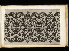 'Part II: Fortgesetzter Kunst- und Fleiss-übender Nadel- auch Laden-Gewirck- Ergötzungen oder des neu-erfundenen Neh und Stick Buchs Anderer Theil'; 'Further Delights of the Art and Industry of practising Needle and Loom; or newly invented Sewing and Embroidery book Another part' | Helm, Margaretha | V&A Search the Collections