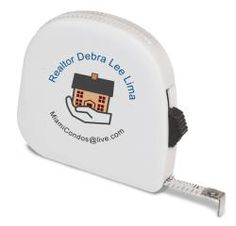 Did you know Vistaprint has Tape Measures? Check mine out! Create anything from Business cards to birthday party invites at Vistaprint.com. Get incredible sales, 3-day shipping and more!