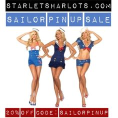 Pin Up Clothing by starlets-harlotscom on Polyvore