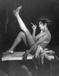Josephine Baker Photo: Wolf von Gudenberg 1925 (Germany)