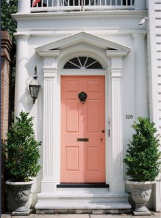 Decoration Ideas Awesome Curved Pediment Head Over Front Door Trim With Sweet Pilaster With