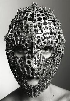Smultronstället: Richard Burbridge Masks Photography                                                                                                                                                                                 Plus