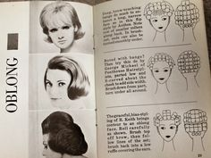 1960's hairstyles how to - Google Search