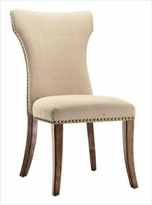 Nebraska Furniture Mart – Stein World Armless Linen Accent Chair