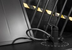 Baterie Granit Schock Cosmo cu Dus Extractibil Inca Cristalite
